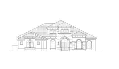 F1-4231 Front Elevation